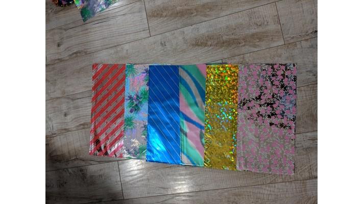 Sachet en polyvinyle  180 x 330 mm