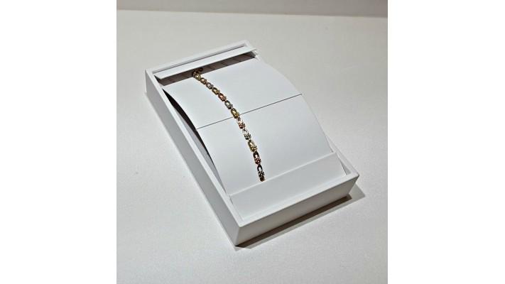 Dôme bracelet 6 crochets
