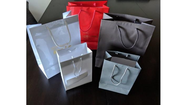 Sacs cadeaux 130 x 180 x 50 mm